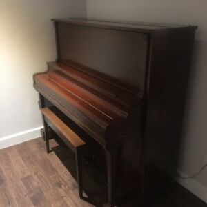 """Armand"" Piano by Gerhard Heintzman Ltd."