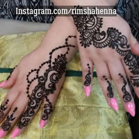 Heena Artist in Mississauga - As low as $5/side *EID discount*