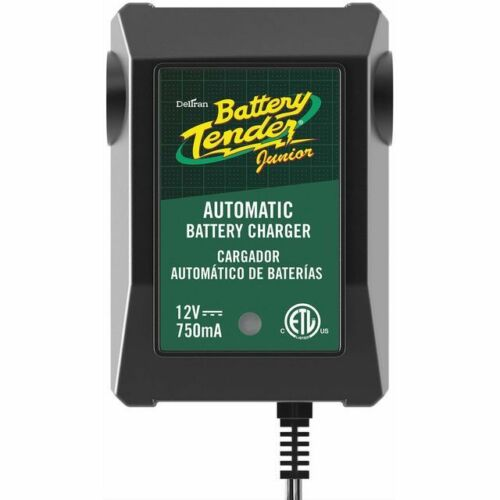 Deltran Battery Tender Junior Jr 12V Battery Maintainer Charger New 021-0123
