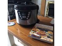 James Martin Multi Cooker + The Slow Cooker Cookbook