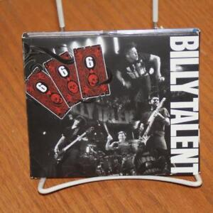 Billy Talent 666 (Live CD/Live DVD)