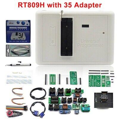 Rt809h Emmc-nand Flash Programmer Adapters Tsop56 Tsop48 Sop8 Tsop28 Adapter