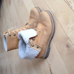 Timberland boots 6 inches winter