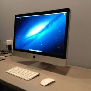 """iMac 27"""" (2010) in great condition!"""