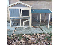 Rabbit/Guniea Pig Cage (2 levels)