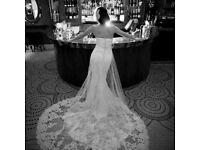 La Sposa Wedding Dress - Size 8