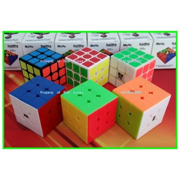+ Moyu Dianma 3x3 for sale in Singapore