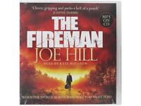 NEW: 'The Fireman' MP3 Audio Book on 2 CDs (unabridged) by Joe Hill (RRP £19.99)