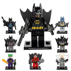 NEW Lego Superheroes Minifigures & Marvel & Avengers!