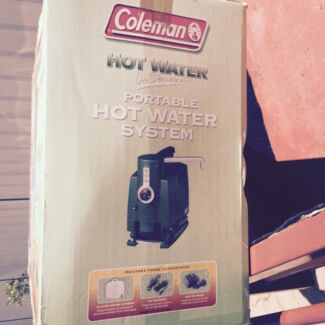 Coleman Hot Water on Demand camping unit Edensor Park Fairfield Area Preview