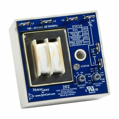 Littelfuse 202 3-phase Voltagephase Monitor 190-480v New 202 Series