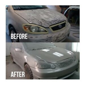 AUTO PAINTING FOR PAINT PEEL OFFS OR FADING PAINT