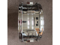 Pearl export 14x6.5 snare drum
