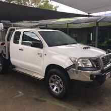2013 Hilux SR Immaculate Woolloongabba Brisbane South West Preview