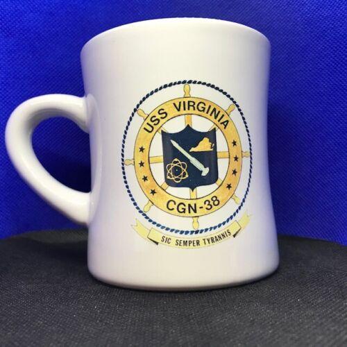 Victory Mug USS VIRGINIA (CGN-38)
