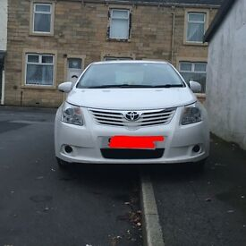 2010 (60 plate) Toyota avensis for sale bargain price!!!