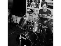Drummer available - looking to join/start an alt/electro/indie band