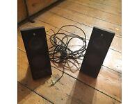 Logitech Speakers for sale, £5