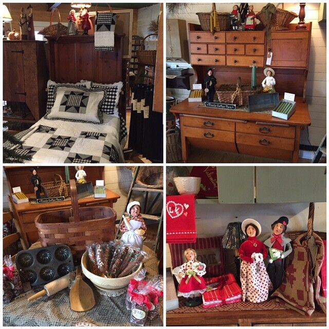 The Country Cupboard Shoppe