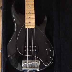 Ernie Ball Musicman Stingray 5-String Bass Guitar Paddington Eastern Suburbs Preview