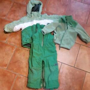 BOYS 3-PIECE SNOWSUIT 3T