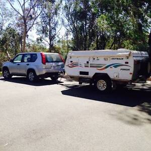 Jayco Finch Outback 2001 Model Forrest South Canberra Preview