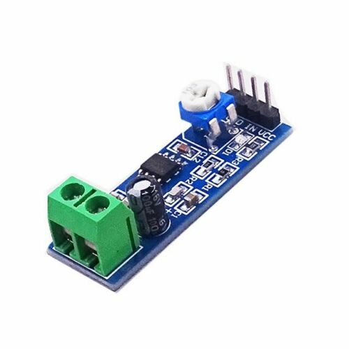 1 x Audio Amplifier Module For Arduino/Raspberry Pi 200 Times Gain 5V-12V LM386