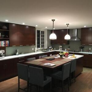 Beautiful Pendant Kitchen Lamps from Sescolite!