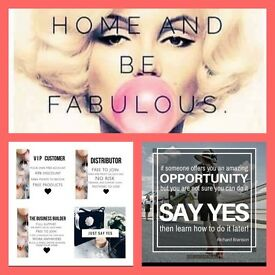 Work from home!!! Free to join no targets! Build your business