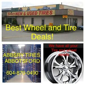 225/60R18 Tires & wheels for 225/60/18
