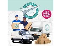 2 man and van, removals, cheap and reliable