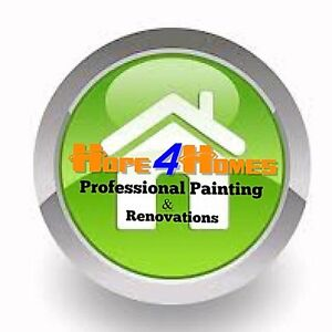 Hope4Homes professional painting & renovations