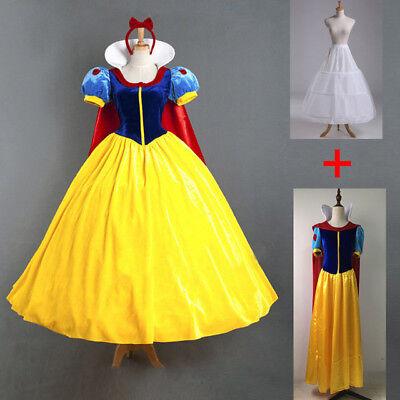 wittchen Halloween Kostüm Erwachsene Märchen Karneval Kleid  (Erwachsenen Märchen Kostüme)