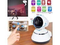 Ip camera 720P Wifi IP Camera Wireless ONVIF CCTV Security(view via app!) move camera via phon