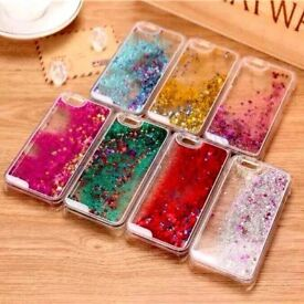 iPhone 5 5s 6 6s water gel case plastic cover