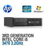 HP Compaq Elite 6300 Desktop i5-3470 3.2GHz 8GB 1TB Win 10 Pro Warner Pine Rivers Area Preview