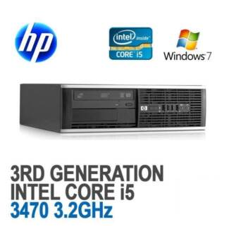 HP Compaq Elite 6300 Desktop i5-3470 3.2GHz 8GB 1TB Win 10 Pro Warner Pine Rivers Area Preview