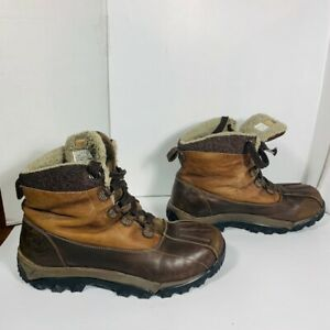 *TIMBERLAND  - bottes homme - taille 12 ou 46 WATERPROOF*