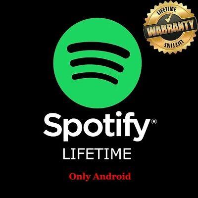 🔥🔥Premium Spotify A Vie🔥🔥 sans pub apk Android only