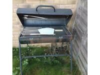 USED OUTDOOR GRILL BBQ
