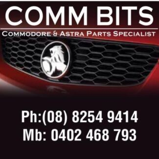 COMMODORE PARTS ASTRA PARTS  NOW OPEN
