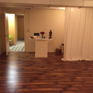 Commercial, Lower level space for lease
