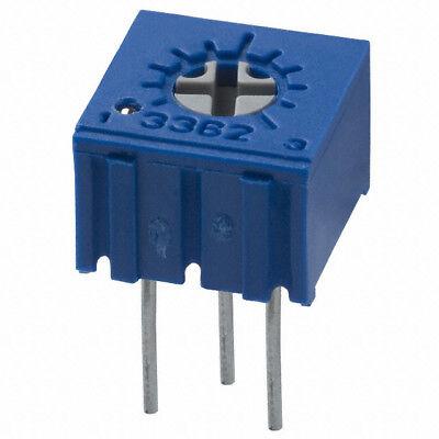 Bourns 3362 Series Trimmer Potentiometer Trimpot 5 Kohms Top Adjust