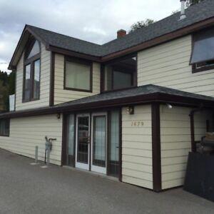 2 Bedroom plus office, upper floor of house Valleyview Drive