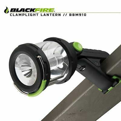 Blackfire BBM910 Clamp Light 230-Lumen 3AA LED Dual Flashlight / Lantern ()