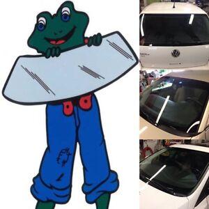 Auto Glass Windshield Repair Service - Froggys Auto Glass