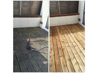 Patio cleaning *** 5 *** Reviews