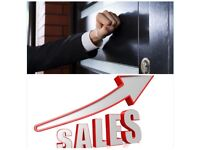 Door canvasser/salesperson wanted in the Greater Manchester area.