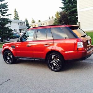 RANGE ROVER HSE 2009 LOW KM