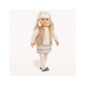 Our Generation Aria  Doll + Accessories
